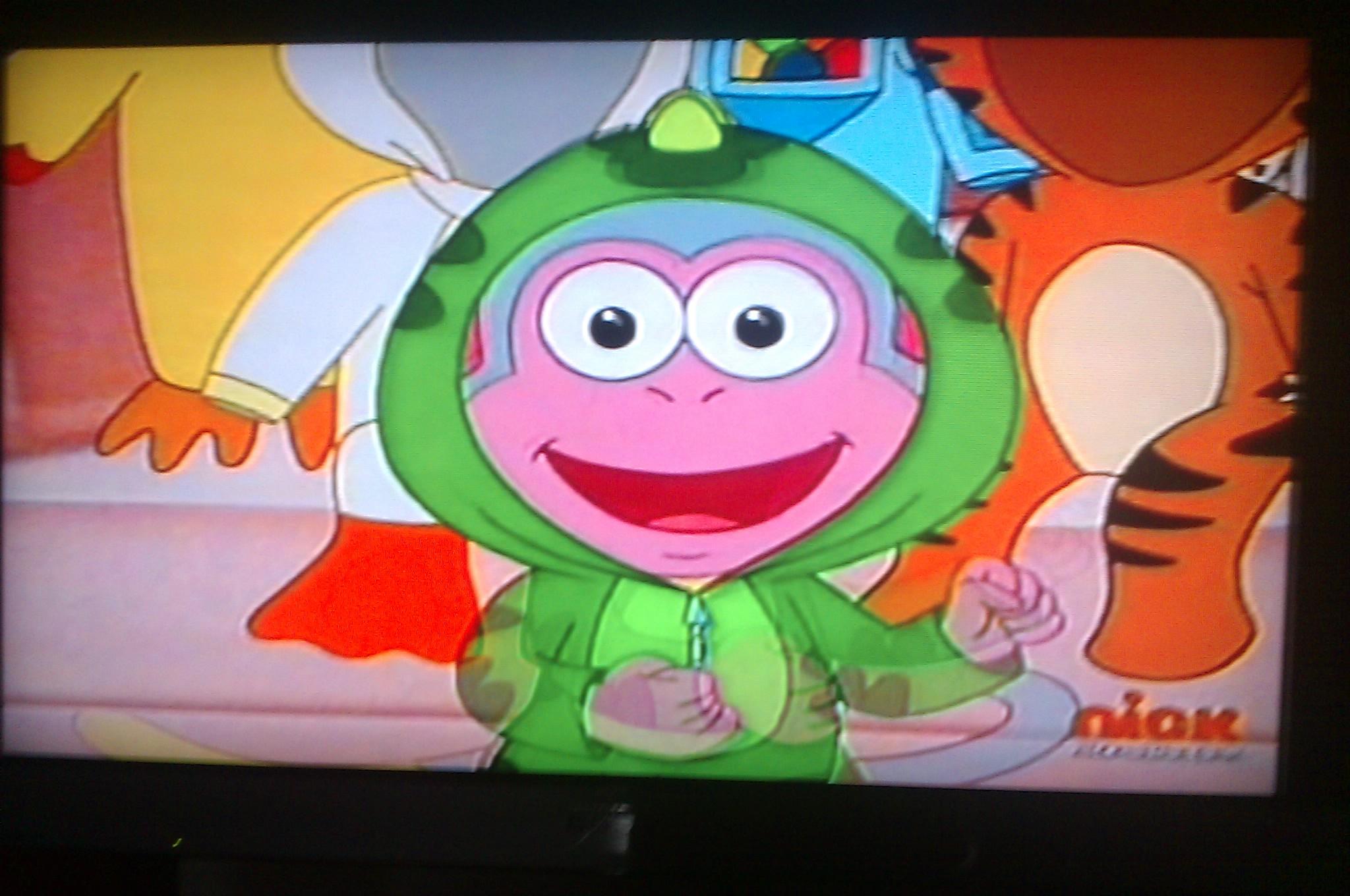 Dora The Explorer Meet Diego Livedash