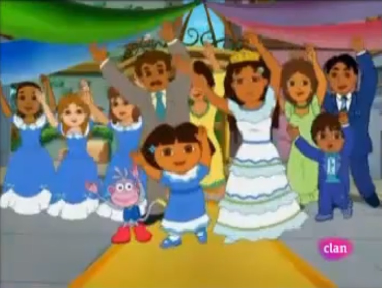 Daisy La Quinceaera Dora the Explorer Wiki FANDOM powered by Wikia