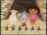 Dora's Dance to the Rescue
