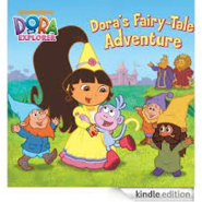 Dora's Fairy Tale Adventure Book