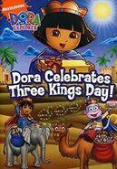 Dora Celebrates Three Kings Day DVD