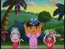 Dora The Explorer Celebrates Three Kings Day