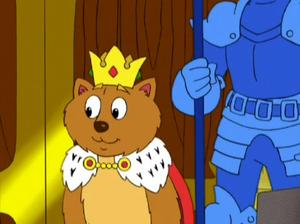 King Kinkajou