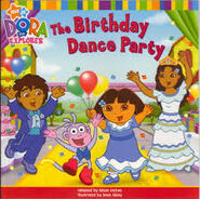 The Birthday Day Dance Party Book