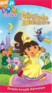 Dora-explorer-doras-fairytale-adventure-vhs-cover-art