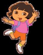 Dora dancing
