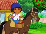 Dora & Sparky's Riding Adventure