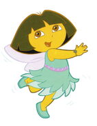 Dora-Fairy-Princess
