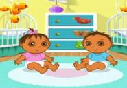 Dora's Brother And Sister