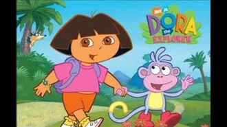 Dora the Explorer Travel Song (PAL) Season 1