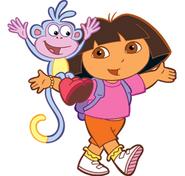 Dora+the+explorer+clipart
