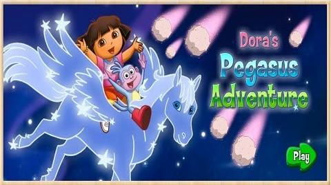 Dora The Explorer Dora's Pegasus Adventure Game Full HD
