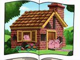Dora Saves the Three Little Pigs