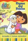 Dora the Explorer Rhymes and Riddles DVD