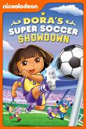 Dora's Super Soccer Showdown - UK and Ireland iTunes cover