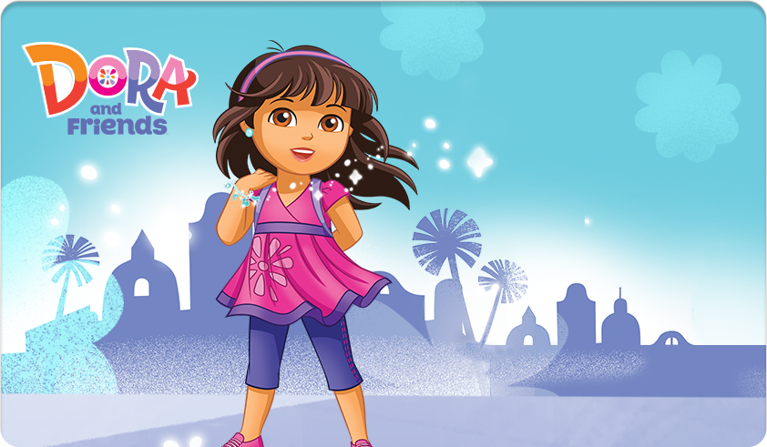 Dora And Friends Into The City Dora The Explorer Wiki