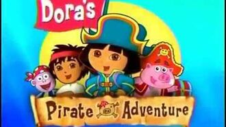Dora's Pirate Adventure Promo (2004)