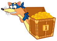 Dora-Swiper-treasure-stock-art