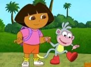 Dora and boots 123213