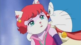 Sami xin lỗi Doraemon