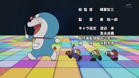 Doraemon opening theme 4