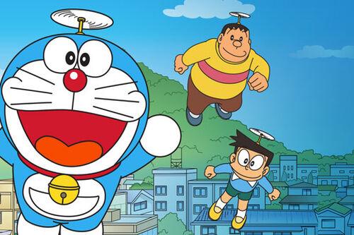 Wikia Doraemon tiếng Việt