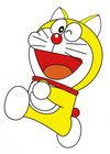 Doraemon-yellow