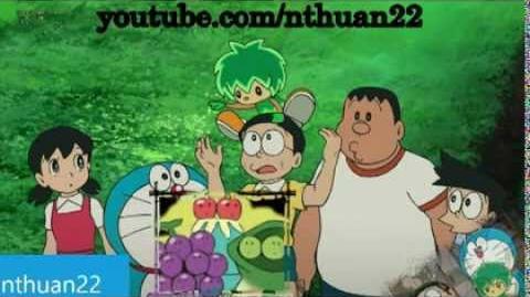 HTV3 - Đời Cuốn Xô Ta - Nhạc Phim Doraemon Nobita Và Người Khổng Lồ Xanh