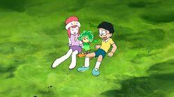 Kibou & Rire & Nobita