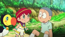 Koron meet Nobisuke