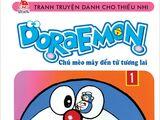 Danh sách tập truyện ngắn Doraemon