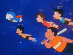 Doraemon the movie 2 opening theme