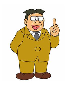 Thầy giáo của Nobita