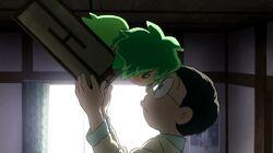 Kibou gặp Nobita lần đầu