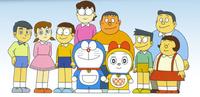 Các nhân vật trong Doraemon