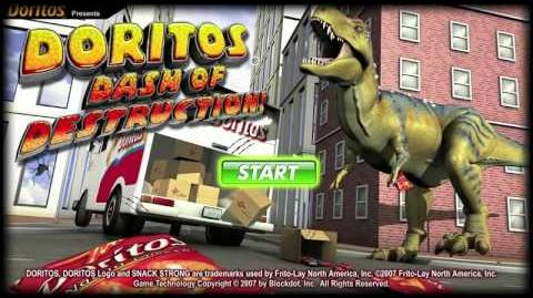 Doritos Dash of Destruction trailer