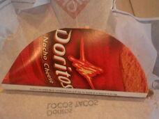 Doritos Locos Tacos Nacho Cheese Taco Bell