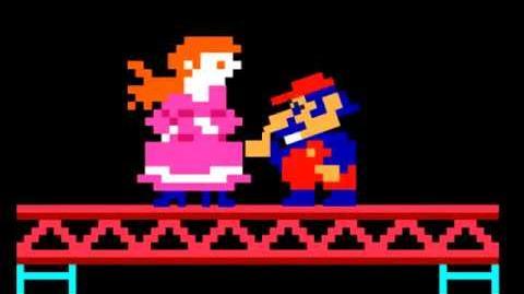 Mario Dumps Pauline