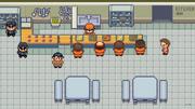 Prison Cafeteria