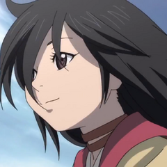 Teen Dororo at the conclusion of Episode 24.