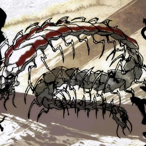 Nokosaregumo on Episode 08 Endcard