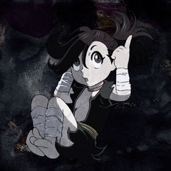 Dororo in the opening