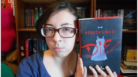 DOROTHY MUST DIE BY DANIELLE PAIGE Book Talk