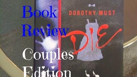 Book Review 7 Couple Edition 3 Dorothy Must Die