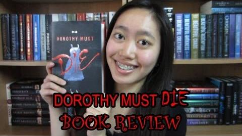 Dorothy Must Die by Danielle Paige Spoiler Free Review