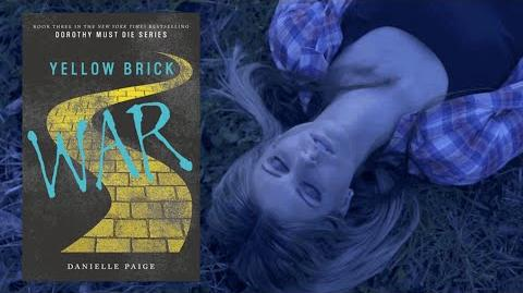 YELLOW BRICK WAR by Danielle Paige Official Book Trailer