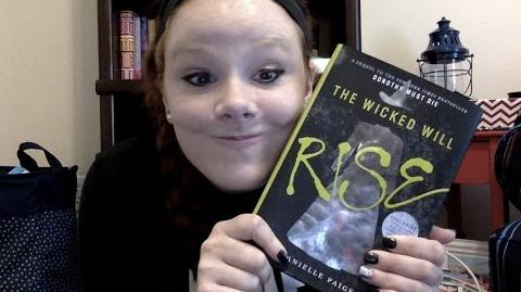 The Wicked Will Rise - Book Review Discussion