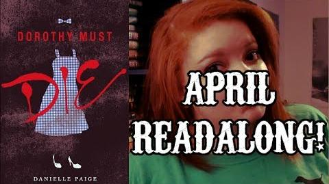 DOROTHY MUST DIE READALONG !