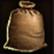 Dos obj sac de blé
