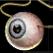 Dos obj amulette de l'oeil sinistre